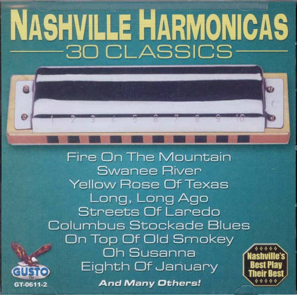 Nashville Harmonicas 30 Classics