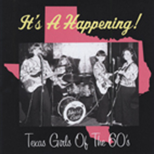 Va It's A Happening! Texas Girls Of 60s