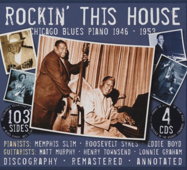 Rockin' This House (4-CD-Box)