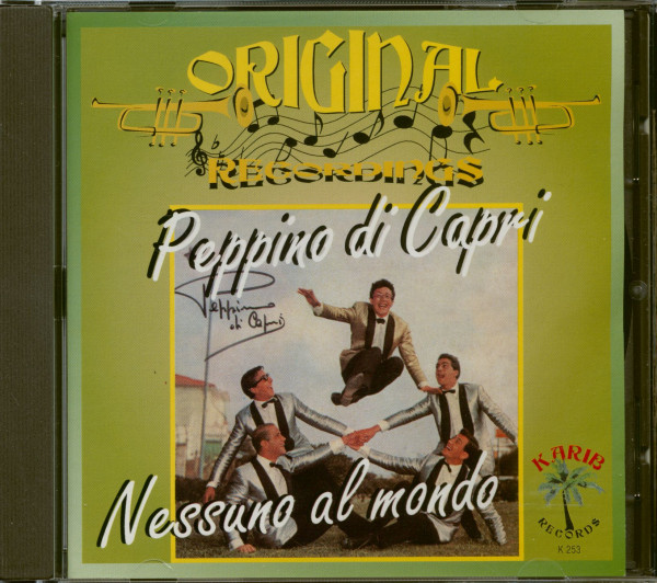 Original Recordings - Nessuno Al Mondo (CD)