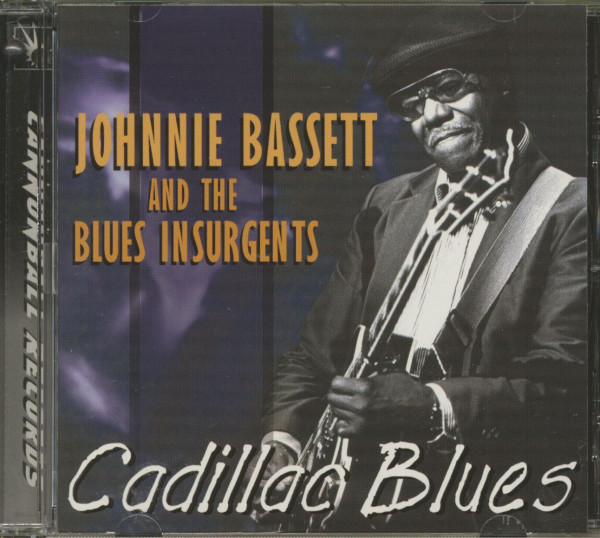 Cadillac Blues - Johnnie Basset And The Blues Insurgents (CD)