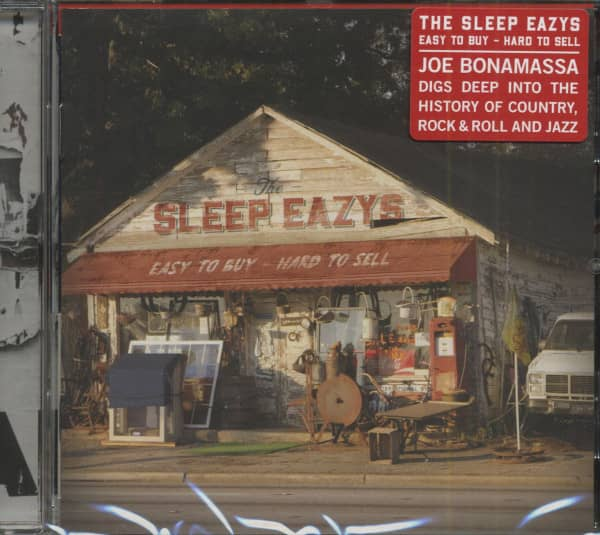 Easy To Buy - Hard To Sell (CD)