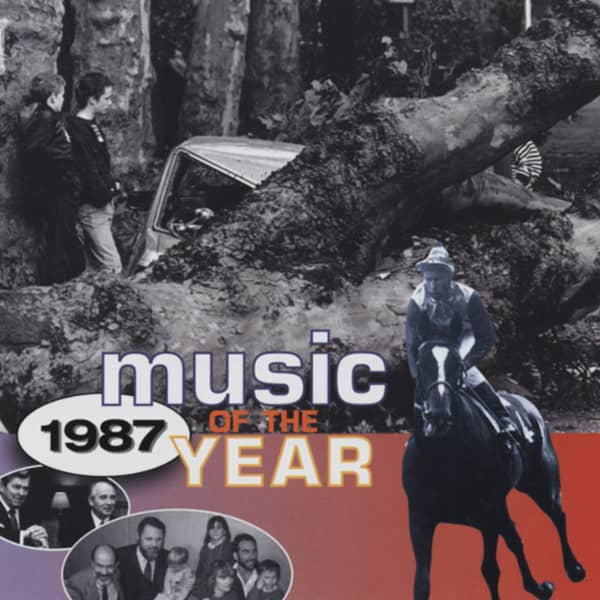 Va Music Of The Year - 1988