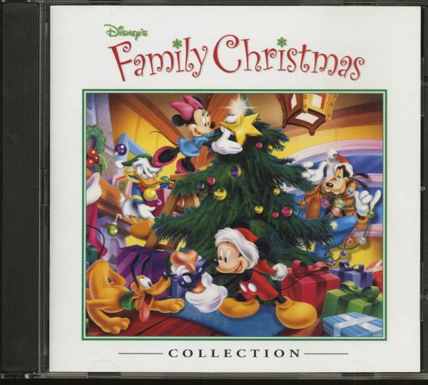 Disney's Family Christmas Collection (CD)