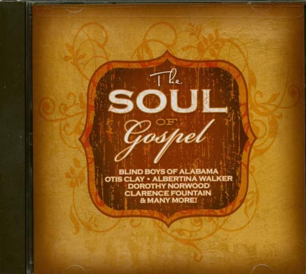 The Soul Of Gospel (CD)