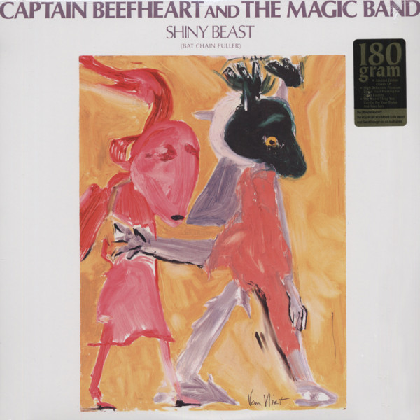 Captain Beefheart Shiny Beast (colored vinyl)