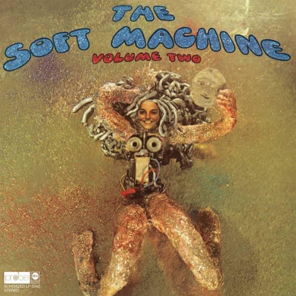 Vol.2, Soft Machine