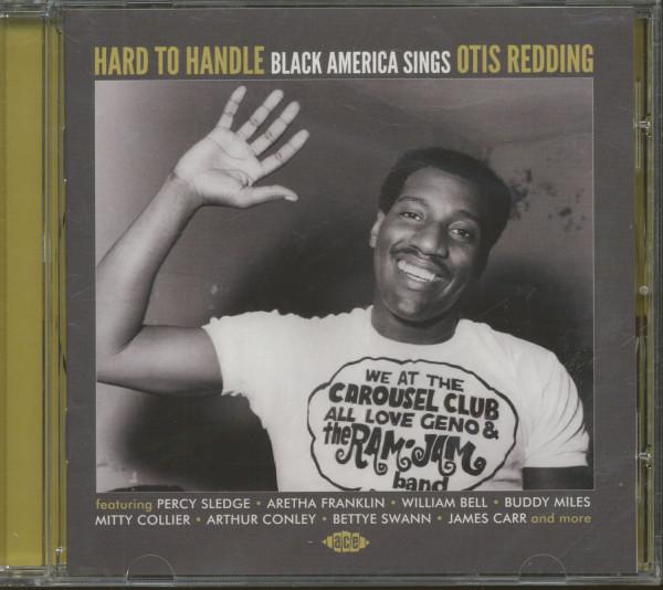 Hard To Handle - Black America Sings Otis Redding