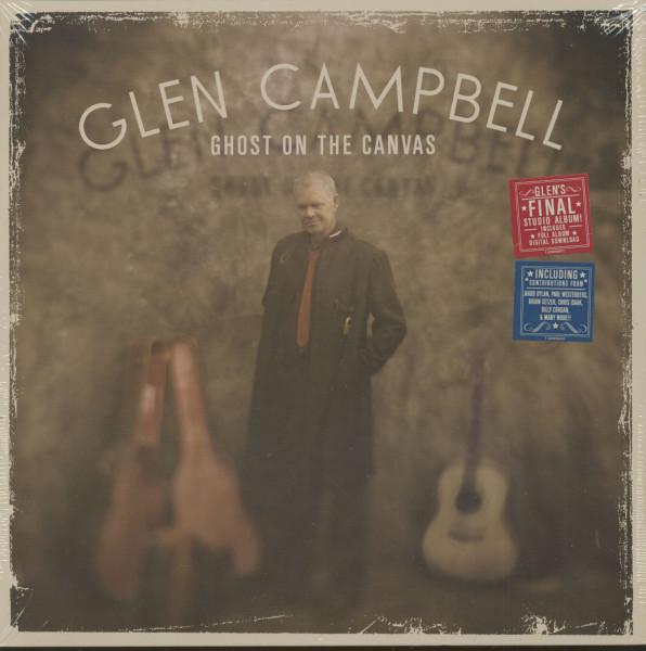 Ghost On The Canvas (LP, 180g Vinyl)