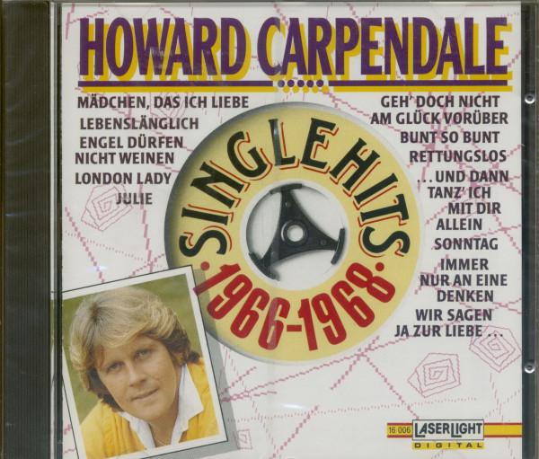Howard Carpendale 1966-1968 (CD)