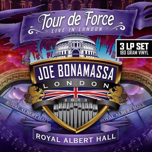 Tour De Force: Live At Royal Albert Hall