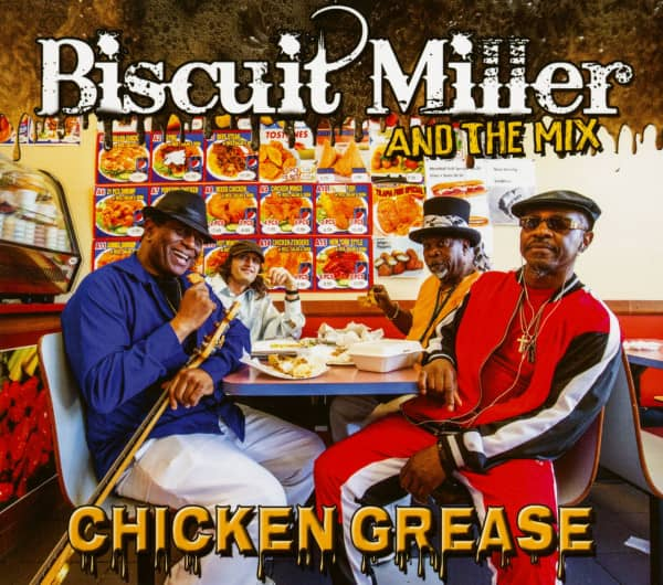 Chicken Grease (CD)