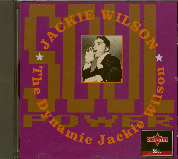 The Dynamic Jackie Wilson (CD)