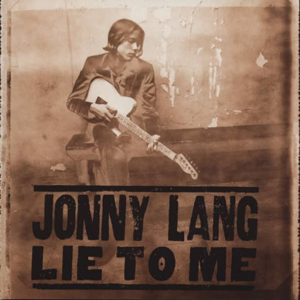Lang, Jonny Lie To Me