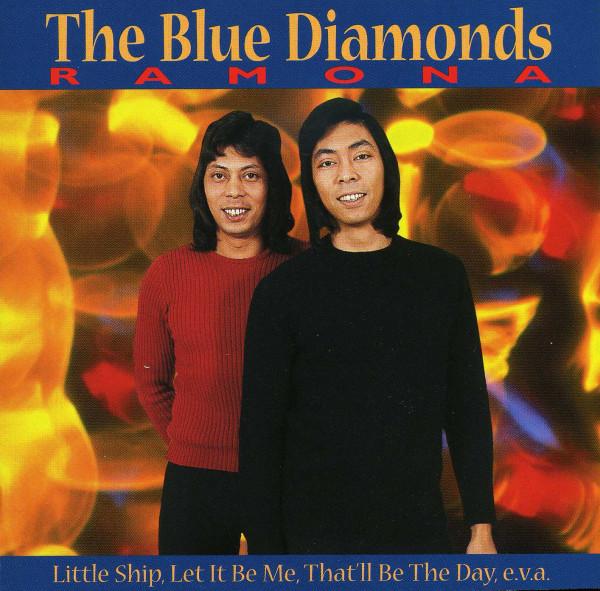 Blue Diamonds Ramona (English Hits)