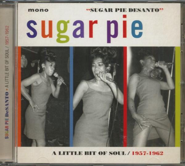 Sugar Pie - A Little Bit Of Soul 1957-1962 (CD)