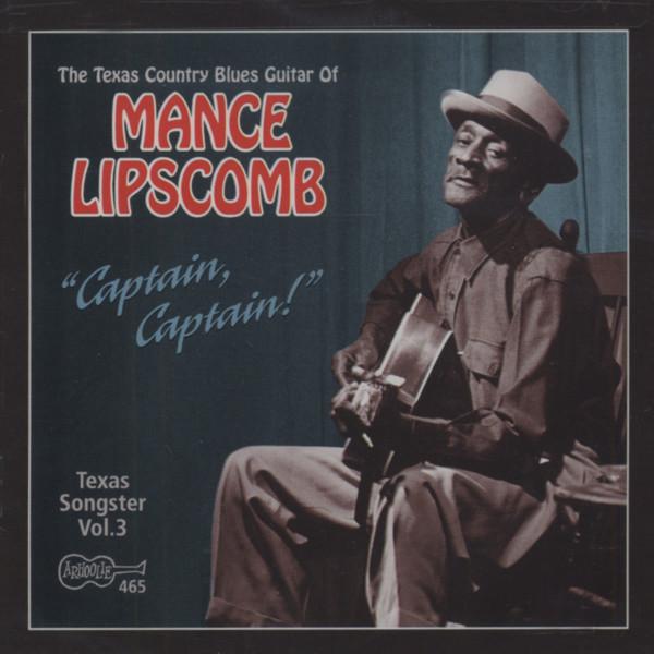 Lipscomb, Mance Captain, Captain!
