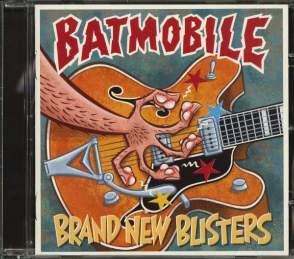 Brand New Blisters (CD)