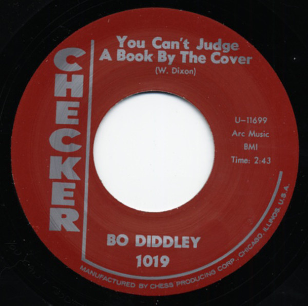 You Can't Judge A Book ... - I Can Tell 7inch, 45rpm