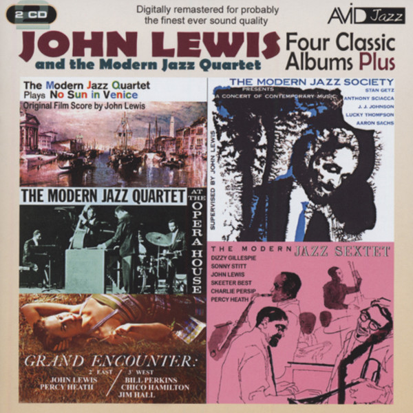 Four Classic Albums Plus (2-CD)