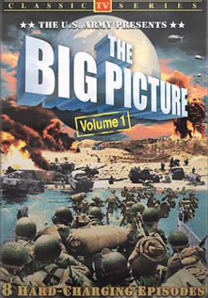 Tv Series Vol.1, Big Picture (0) - War