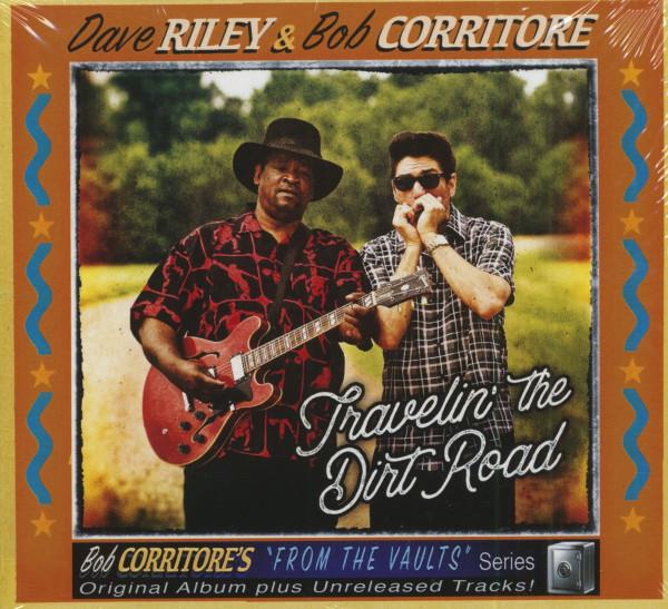 Travelin' The Dirt Road (CD)