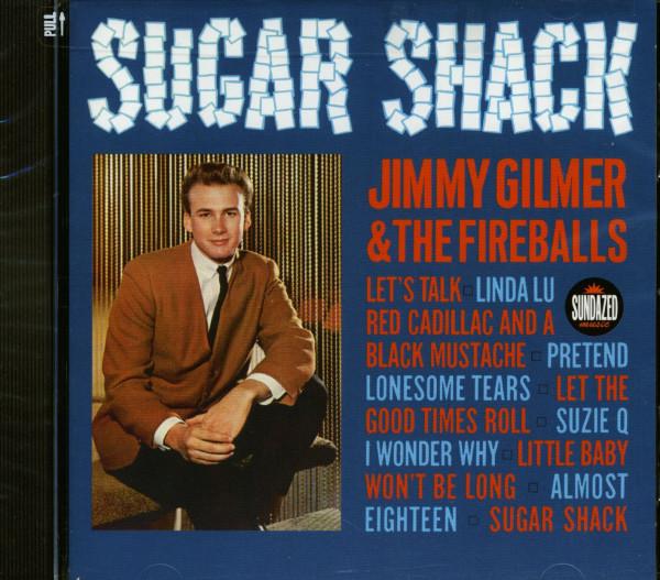 Sugar Shack (CD)