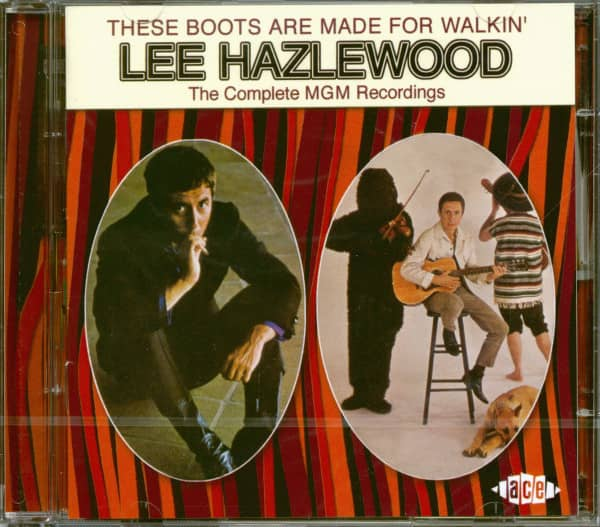 These Boots Are Made For Walkin' - The Complete MGM Recordings (2-CD)