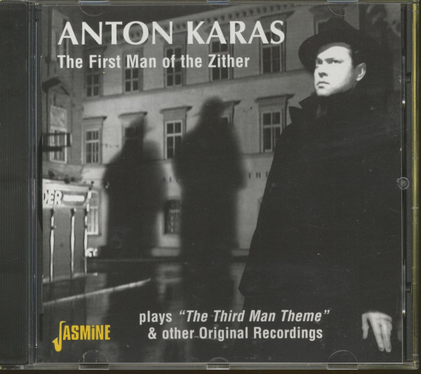 The Third Man And Other Original Recordings (CD)