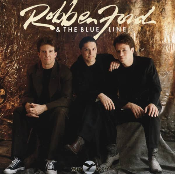 Ford, Robben Robben Ford And The Blue Line