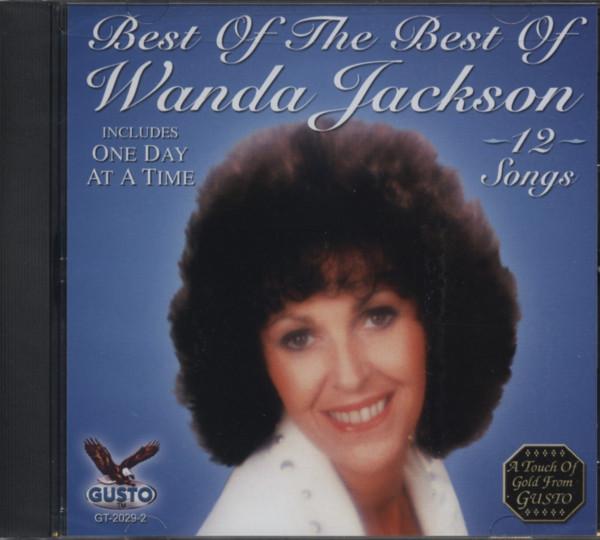 Jackson, Wanda Best Of The Best