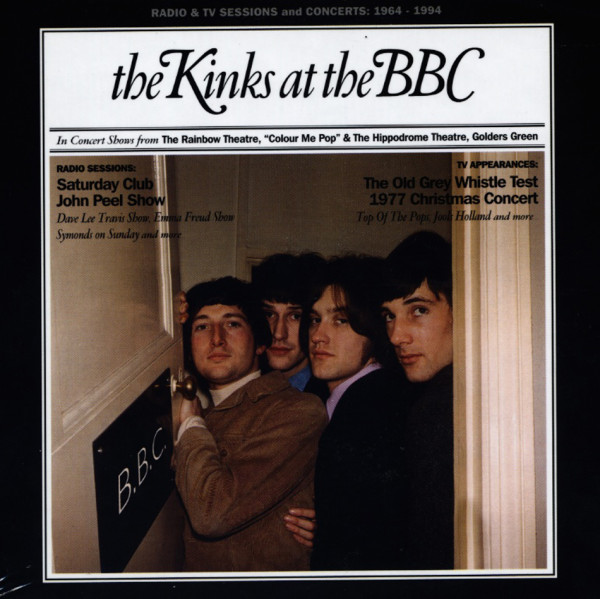 At The BBC (5-CD - 1-DVD) Limited Edition Box