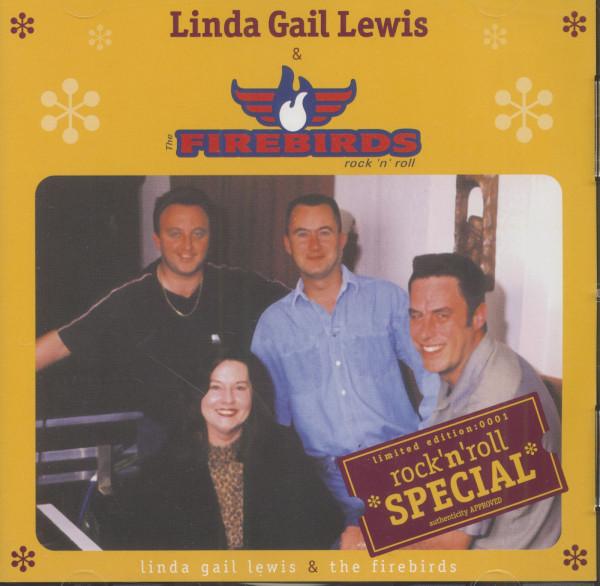 Lewis, Linda Gail & Firebirds Rock & Roll Special