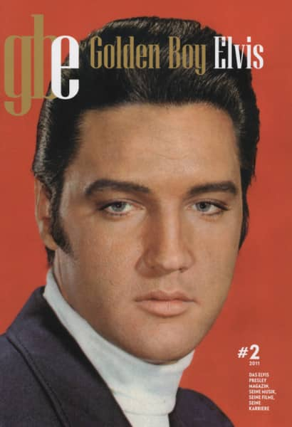 Golden Boy Elvis - Fachmagazin 2-2011
