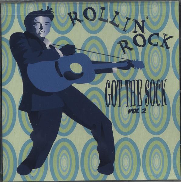 Rollin Rock Got The Sock Vol.2 (CD)