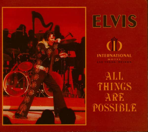 All Things Are Possible (CD)