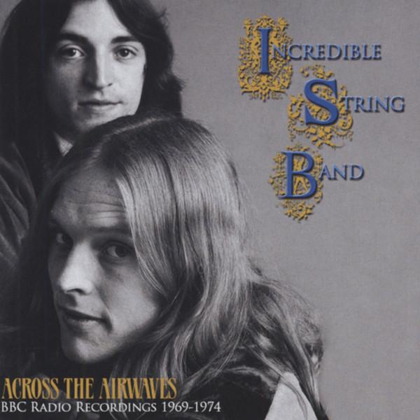 Across The Airwaves (2-CD) BBC 1969-74