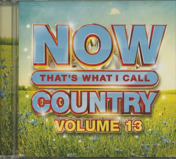 Now That's What I Call Country Vol.13 (CD)