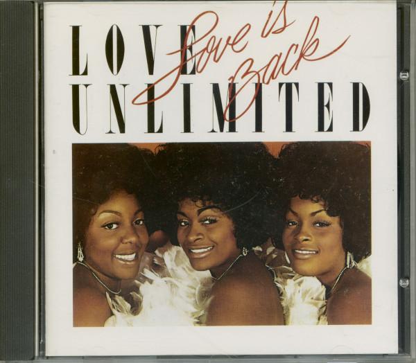 Love Is Black (CD)