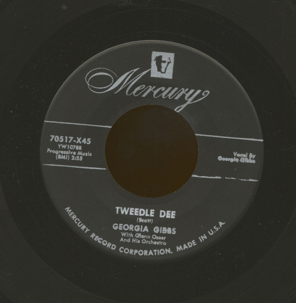 Tweedle Dee - You're Wrong, All Wrong (7inch, 45rpm)