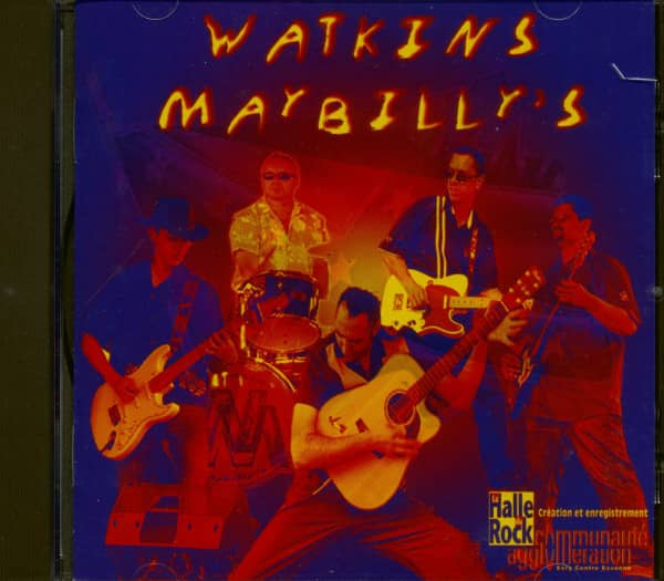 Watkins Maybilly's (CD)