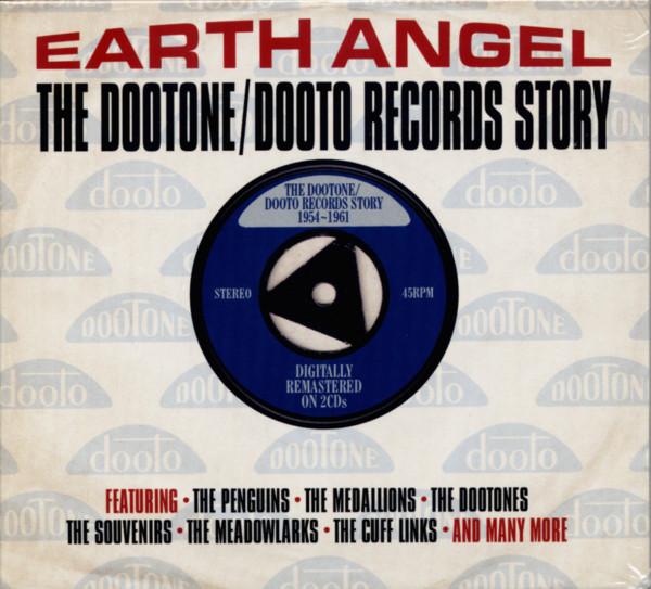 Earth Angel - The Dootone - Dooto Records Story (2-CD)