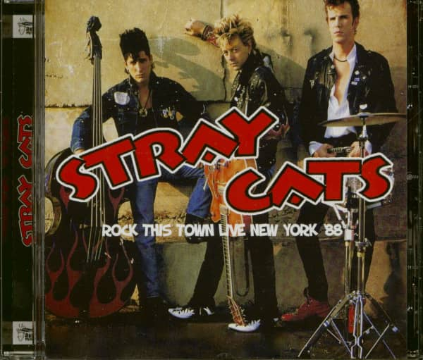 Rock This Town - Live New York '88 (CD)