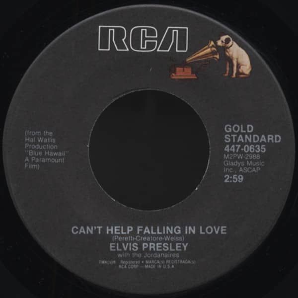 Rock-A-Hula Baby - Can't Help Falling In Love