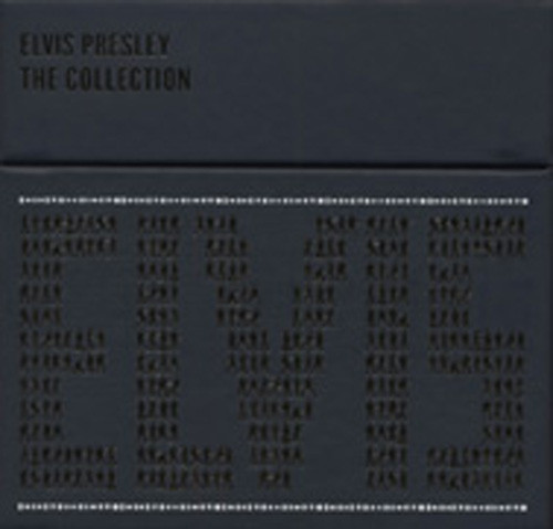 Presley, Elvis The Collection (7-CD Cube Box)