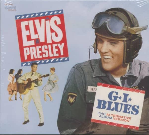 G.I.Blues - The Alternative Album Version (CD)