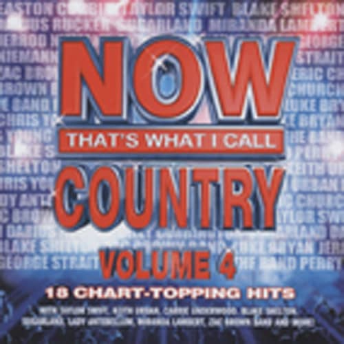 Va Vol.4, Now That's What I Call Country (US)