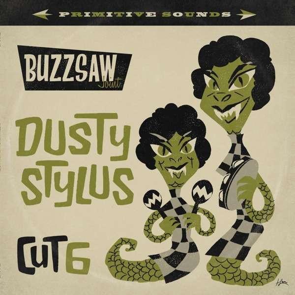 Buzzsaw Joint - Dusty Stylus Cut 6 (LP)