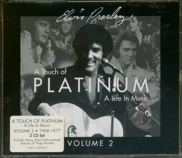 A Touch Of Platinum - A Life In Music - Vol.2 (2-CD Box)
