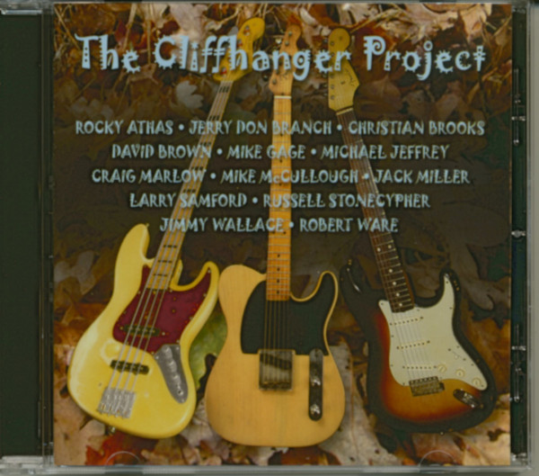 Cliffhanger Project The Cliffhanger Project